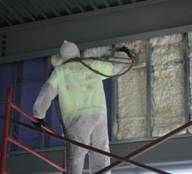 SPF insulation