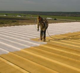 SPF roof