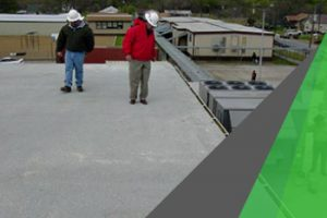 Hail damage and wind damage can devastate a roof