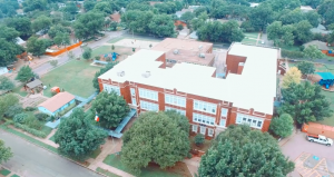 Lipscomb Elementary Roof Restoration Completed