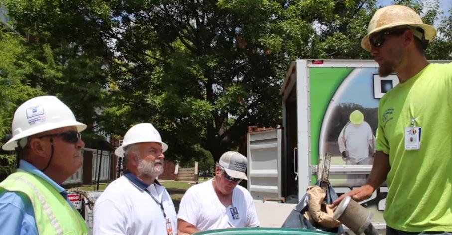 Roof restoration Dallas 1 - DFW Urethane
